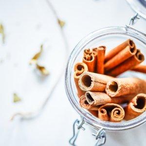 Chai kaneel specerijen