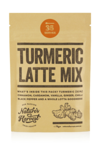 Turmeric – Kurkuma Latte