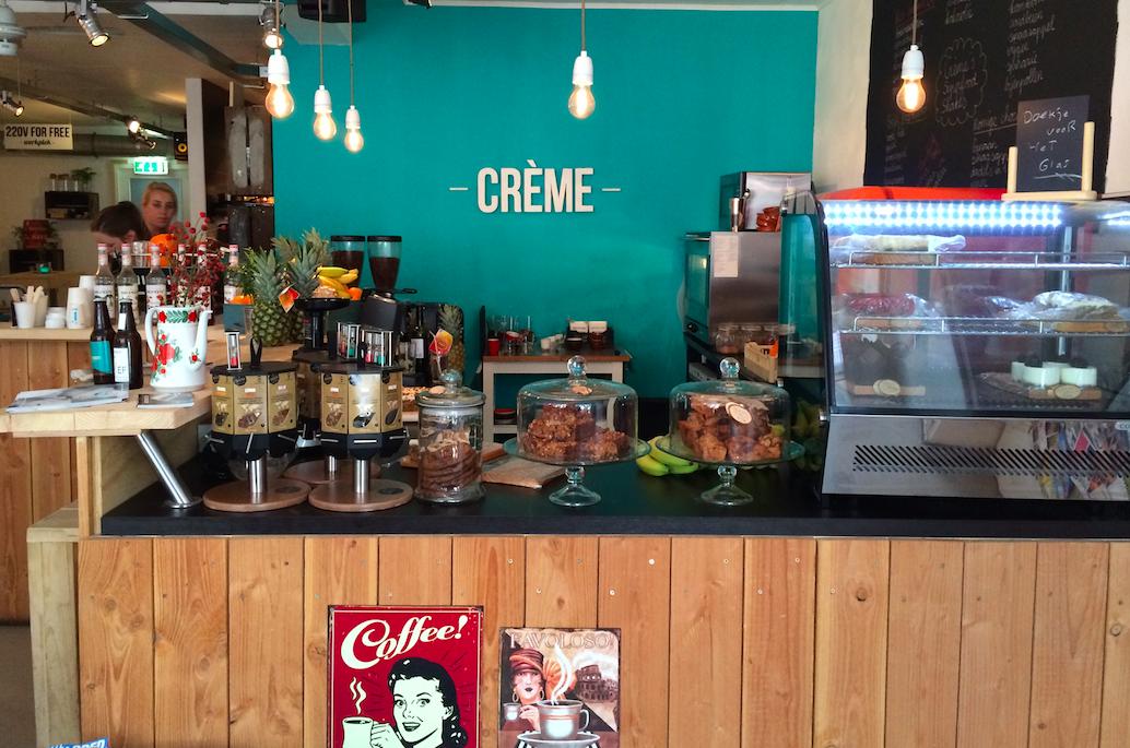 Crème Coffee & Pastry Bondi Chai bij Crème Coffee & Pastry