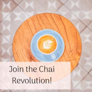 Chai alternatief koffie revolutie