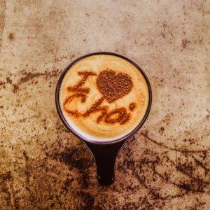 Love chai, drink chai, kop chai love chai