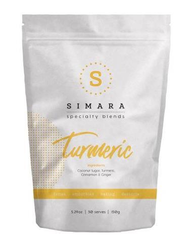 Simara Kurkuma Latte 150 g Tumeric