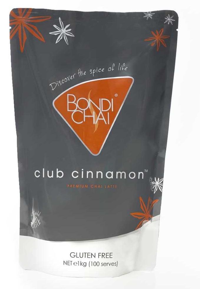 Bondi Chai Latte Club Cinnamon
