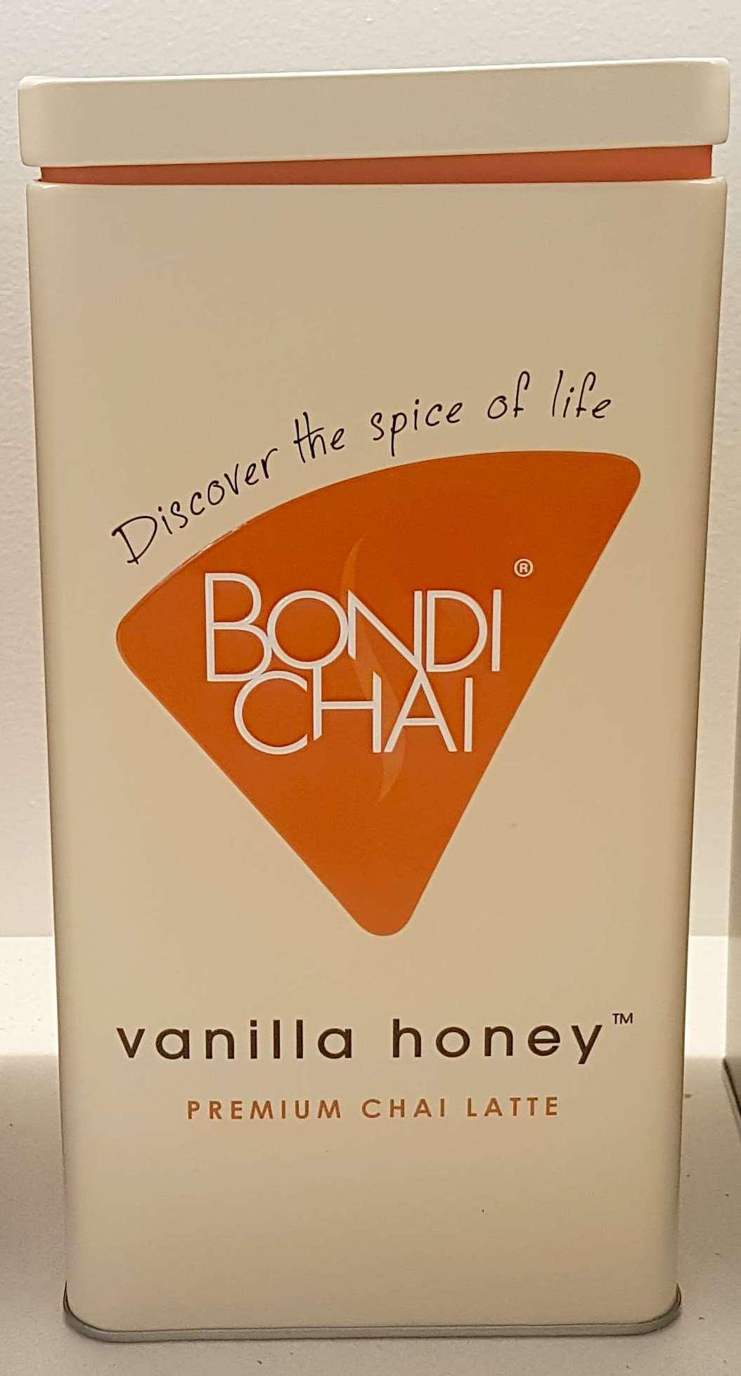vanilla honey