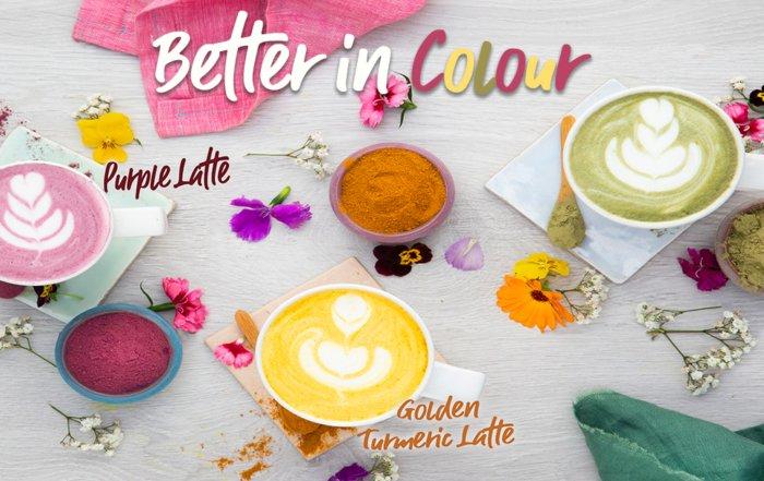 colour lattes